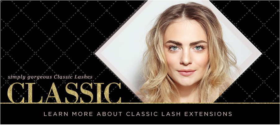 Check out more Classic lash styles -