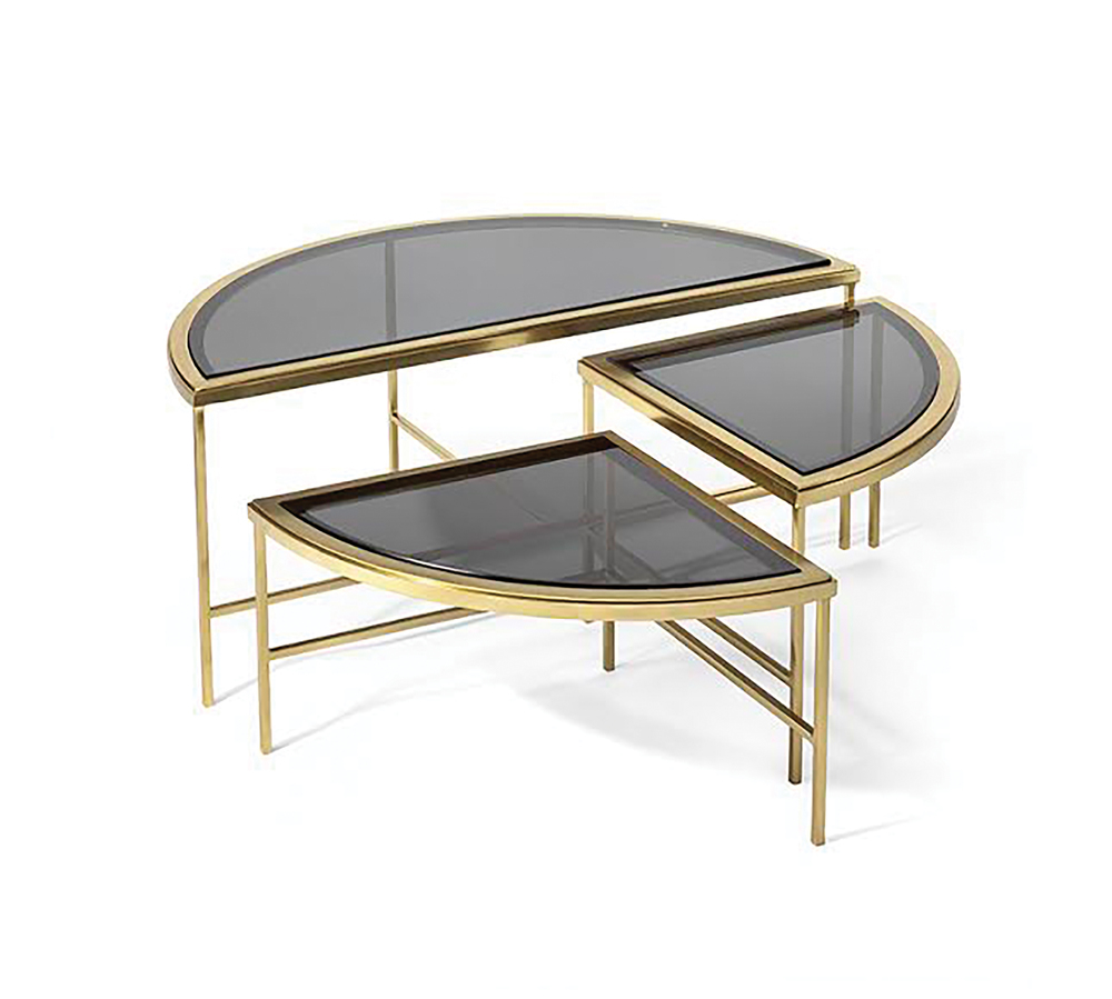 Lorin Marsh Puzzle Cocktail Table
