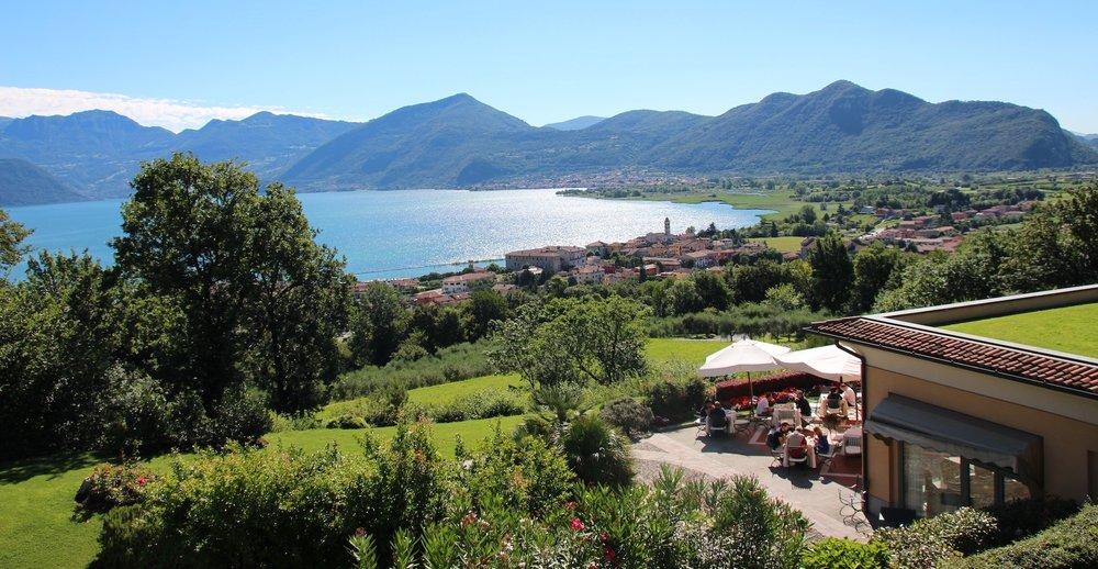 Wine & Lakes -