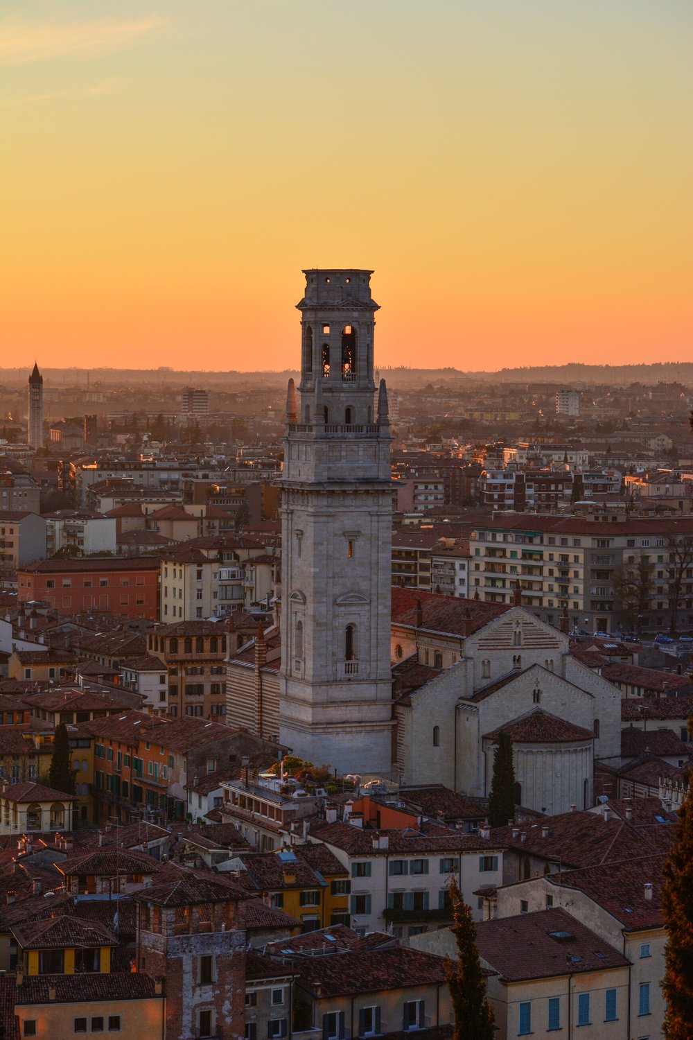 A WEEKEND IN VERONA -
