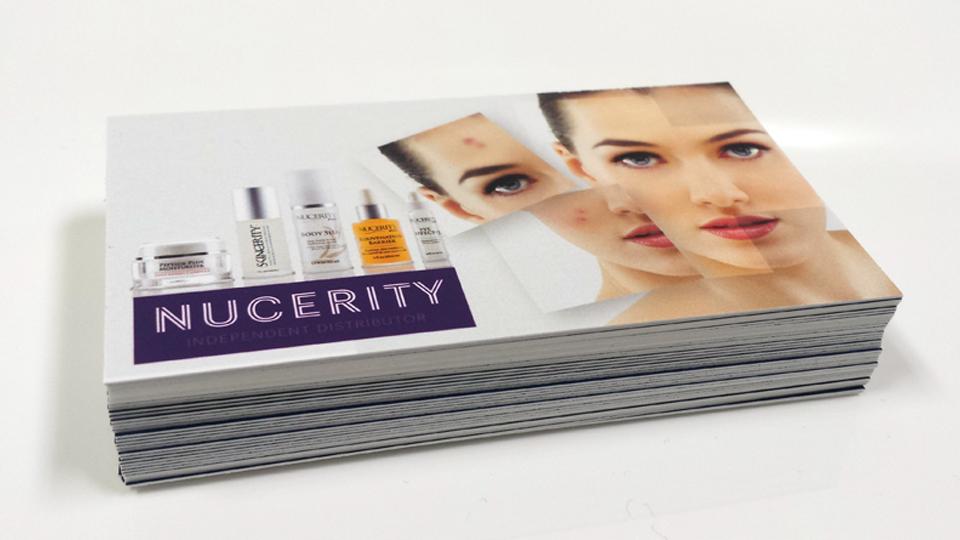 Business Cards — Rik\'s Shop