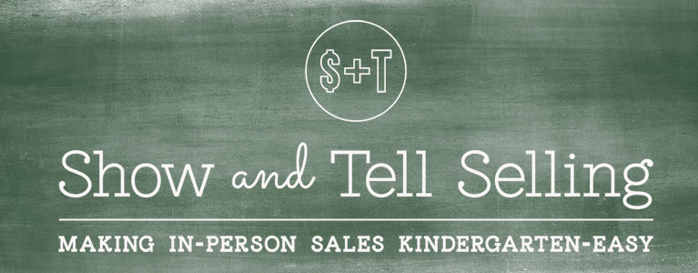 Show and Tell Selling (e-book): In-Person Selling Advice for Photographers