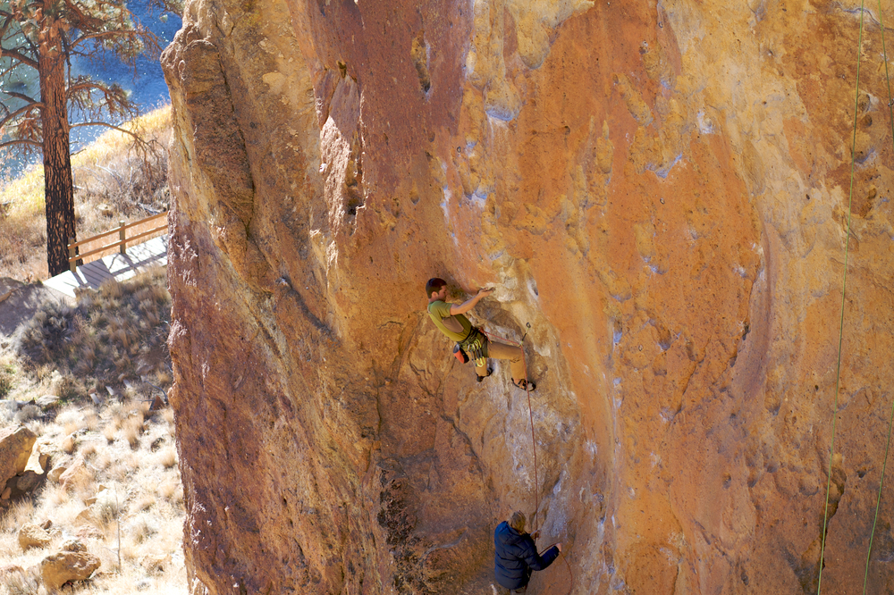 Kevin on a classic 11b