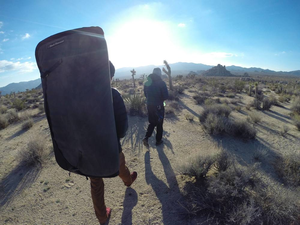 Meandering around Geology Tour Road in Joshua Tree with Dan Delange and Chris Danco