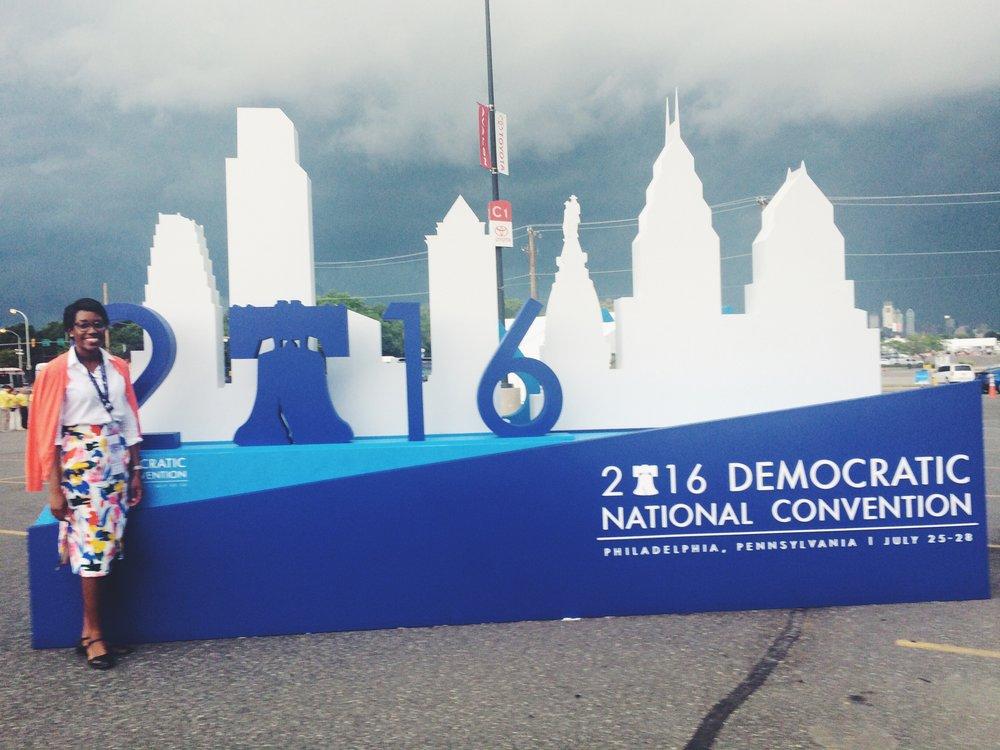 Democratic National Convention, Philadelphia, PA