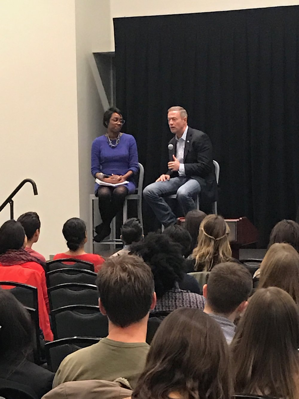 The Arena Summit, Keynote interview with fmr. Governor Martin O'Malley (D-MD), Nashville, TN