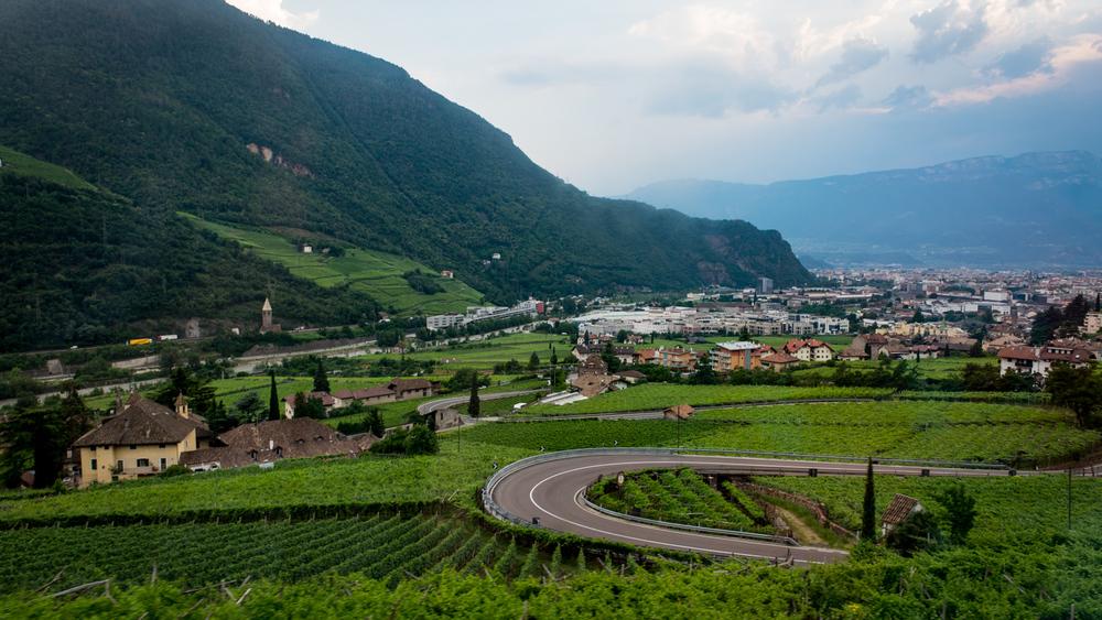 Italy : Alto Adige : Bolzano