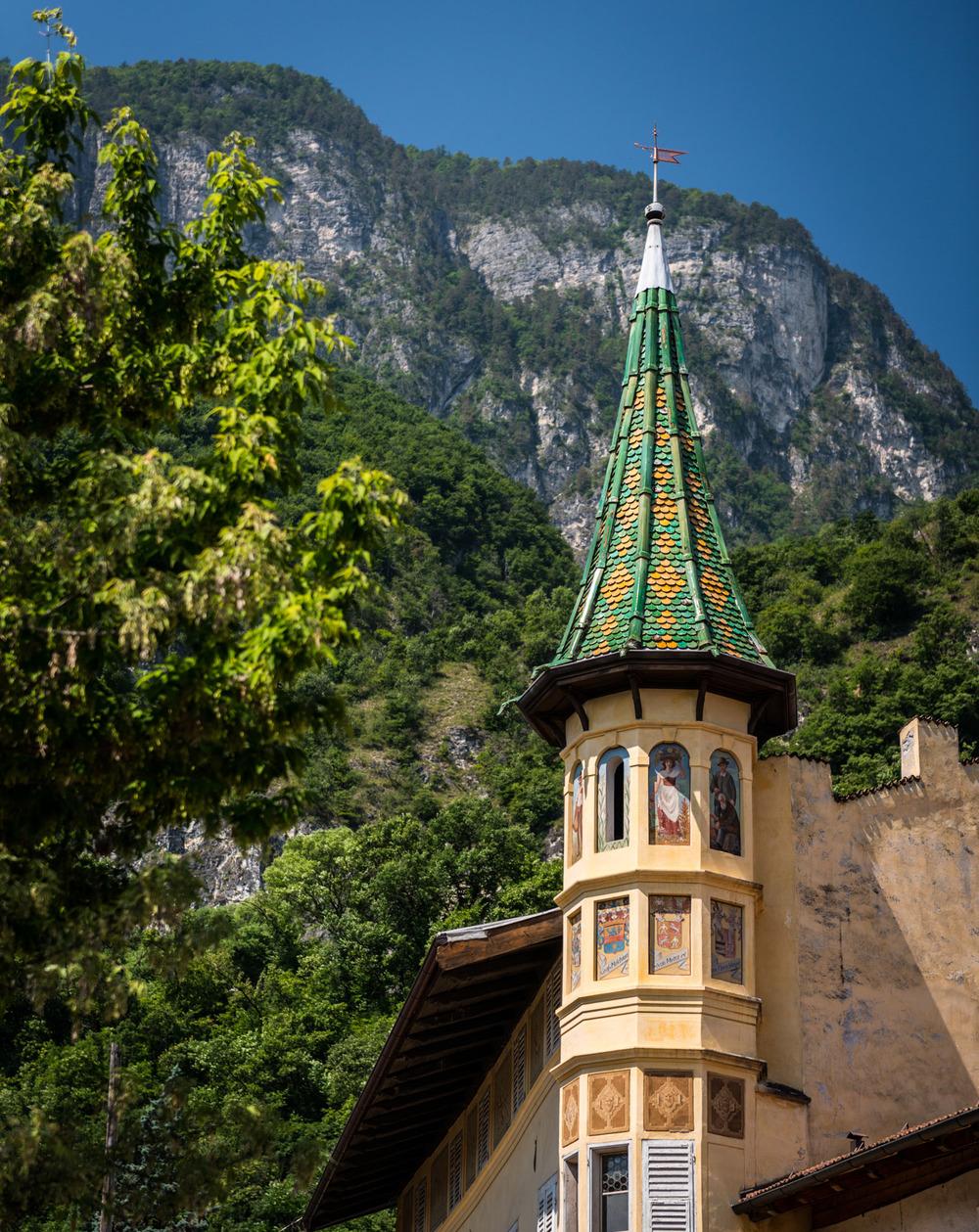 Italy : Alto Adige : Scenery in Margreid