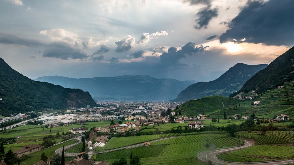 Italy : Alto Adige :Bolzano