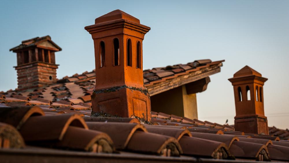 Italy : Tuscany : Scenery in Chianti Classico