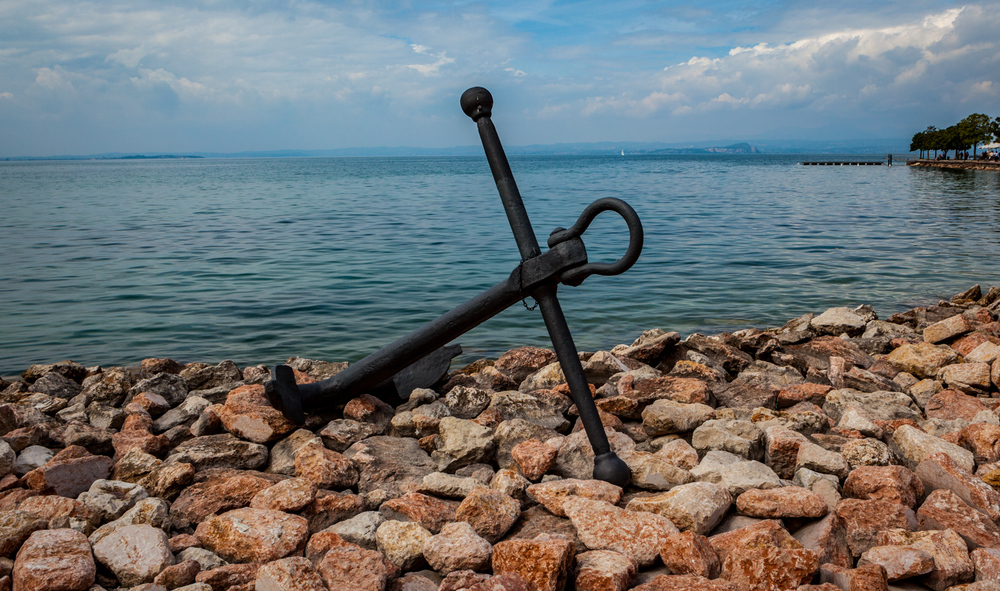Italy : Veneto : Lake Garda, Bardolino
