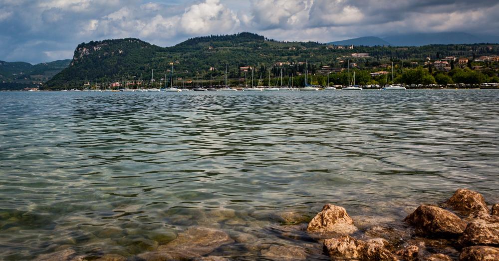 Italy : Veneto : Lake Garda,Bardolino