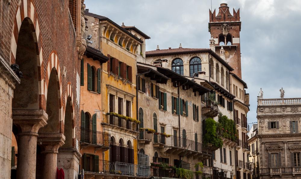 Italy : Veneto : Verona