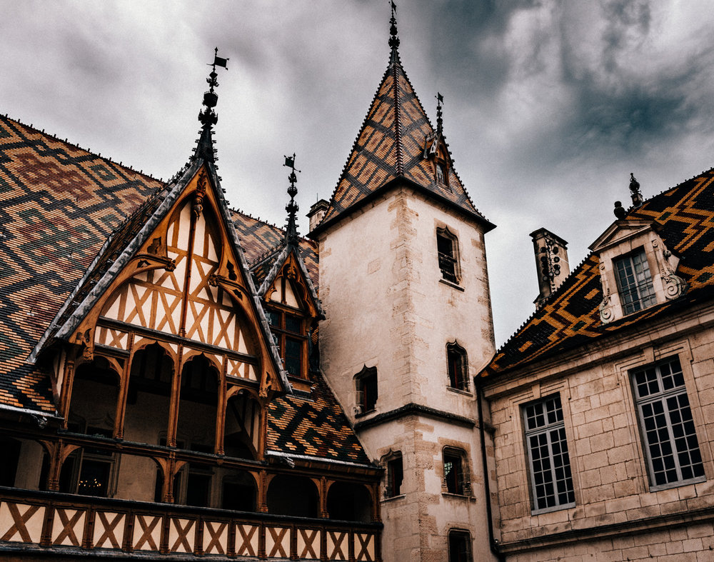 Burgundy : Beaune : Hotel Dieu