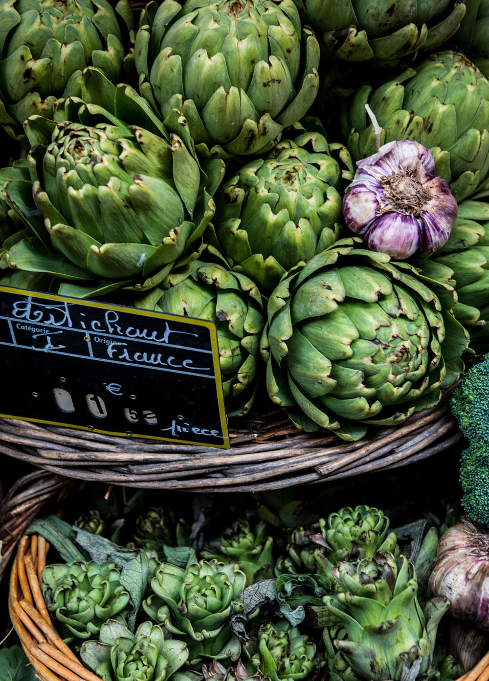 Burgundy : Beaune : Saturday market