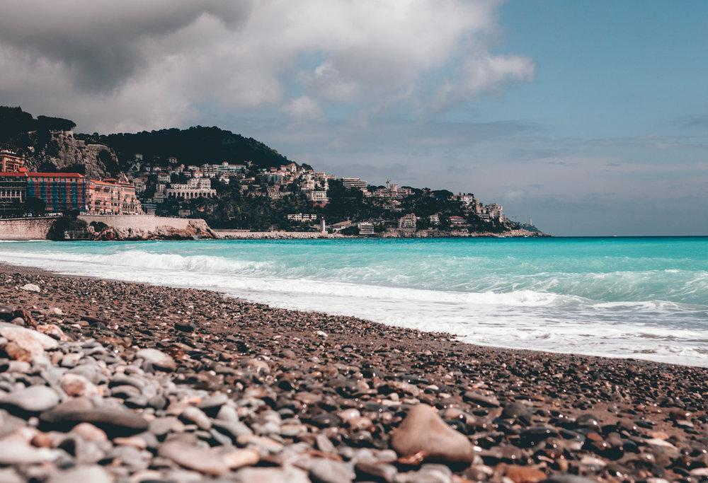 France : Provence : Nice