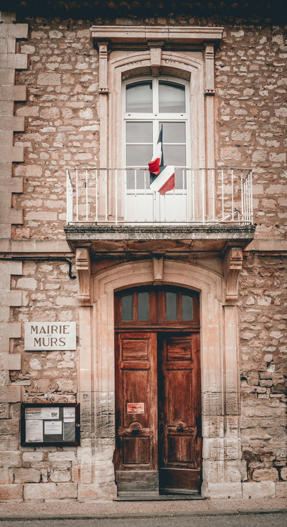 France : Provence : Murs