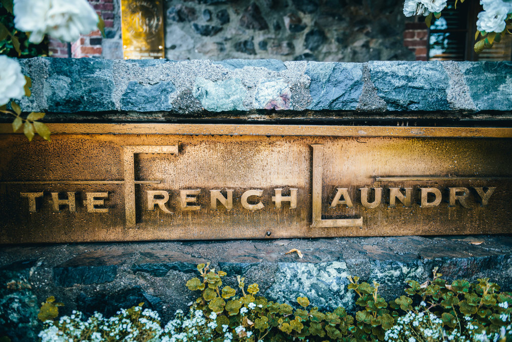 California : Napa Valley : The French Laundry