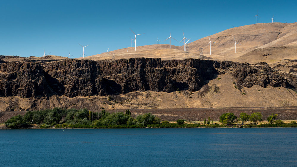 United States : Washington : Columbia River Gorge