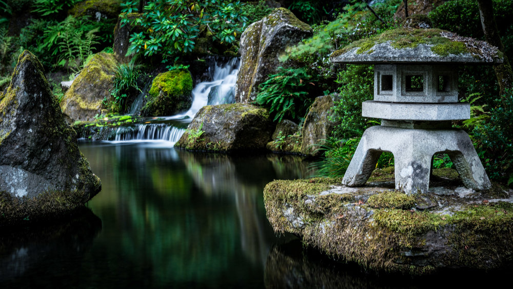 United States : Oregon : Portland : Japanese Garden