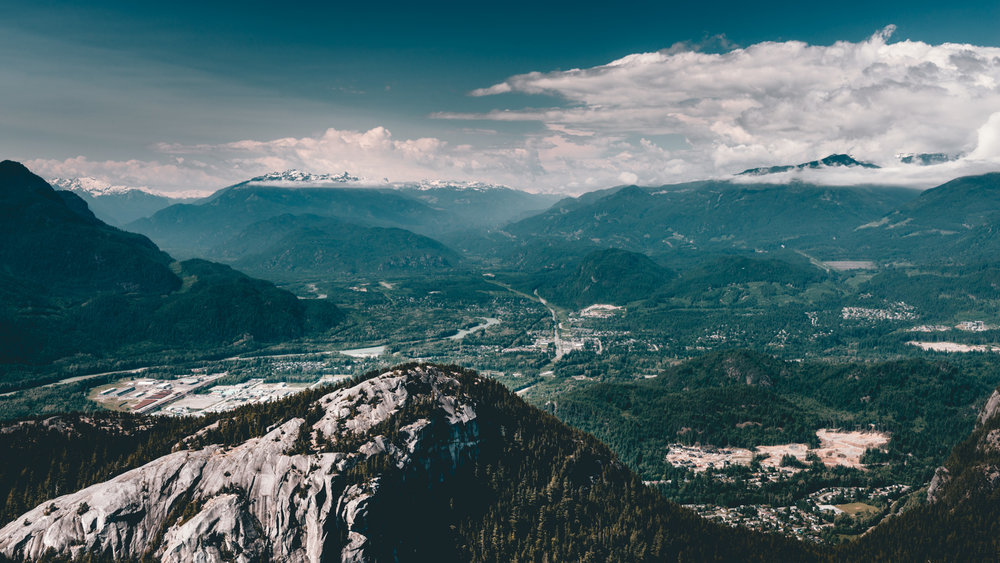 Canada : British Columbia : Squamish