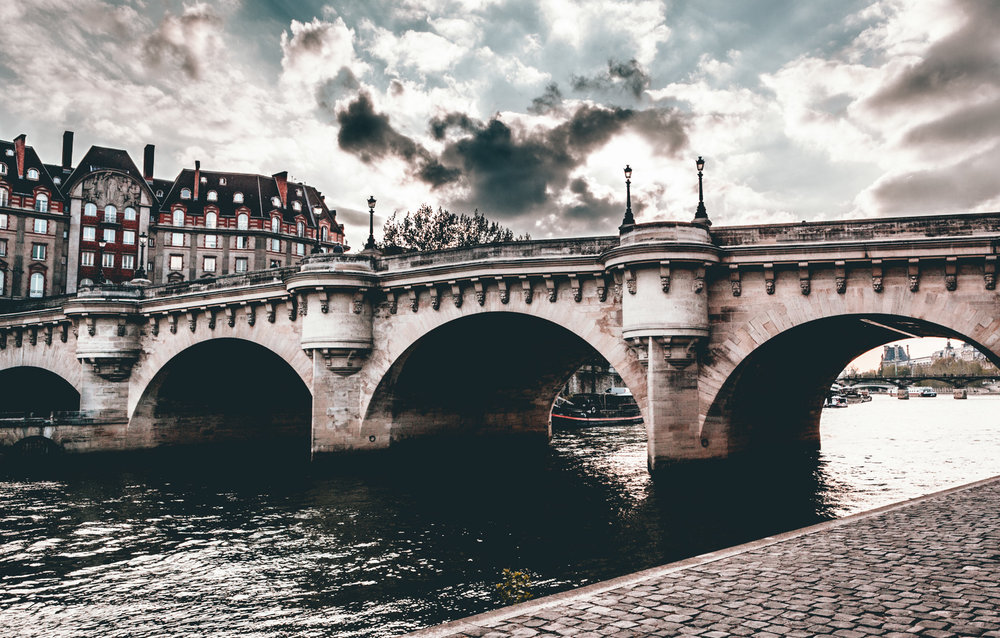 France : Paris : Pont Neuf