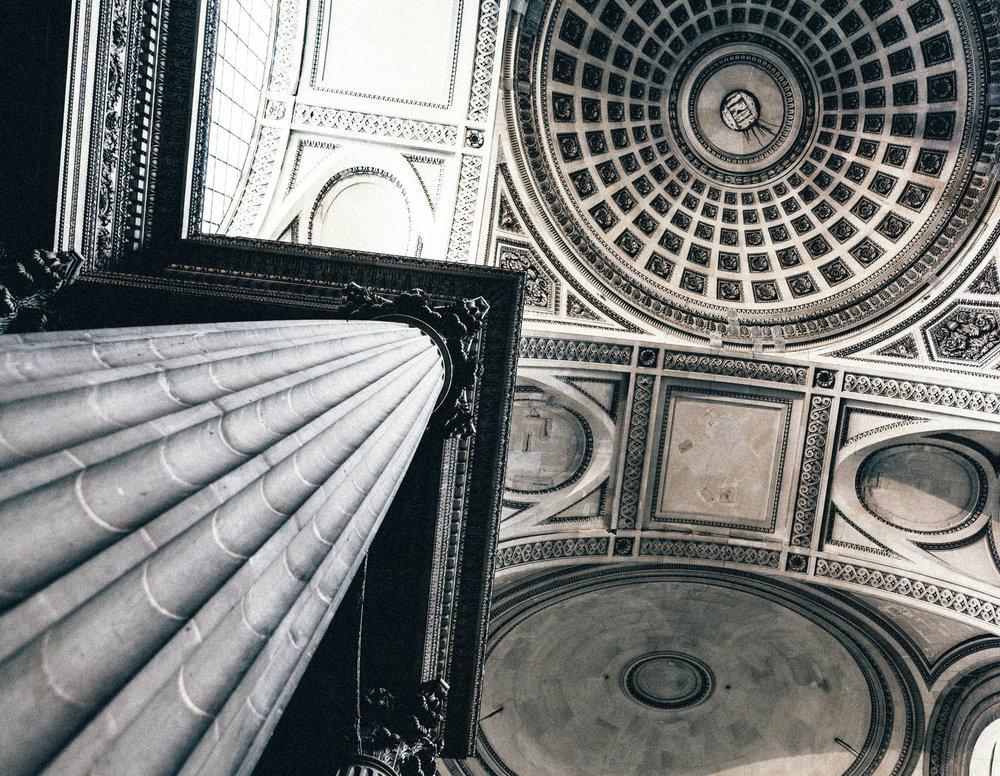 France : Paris : Pantheon