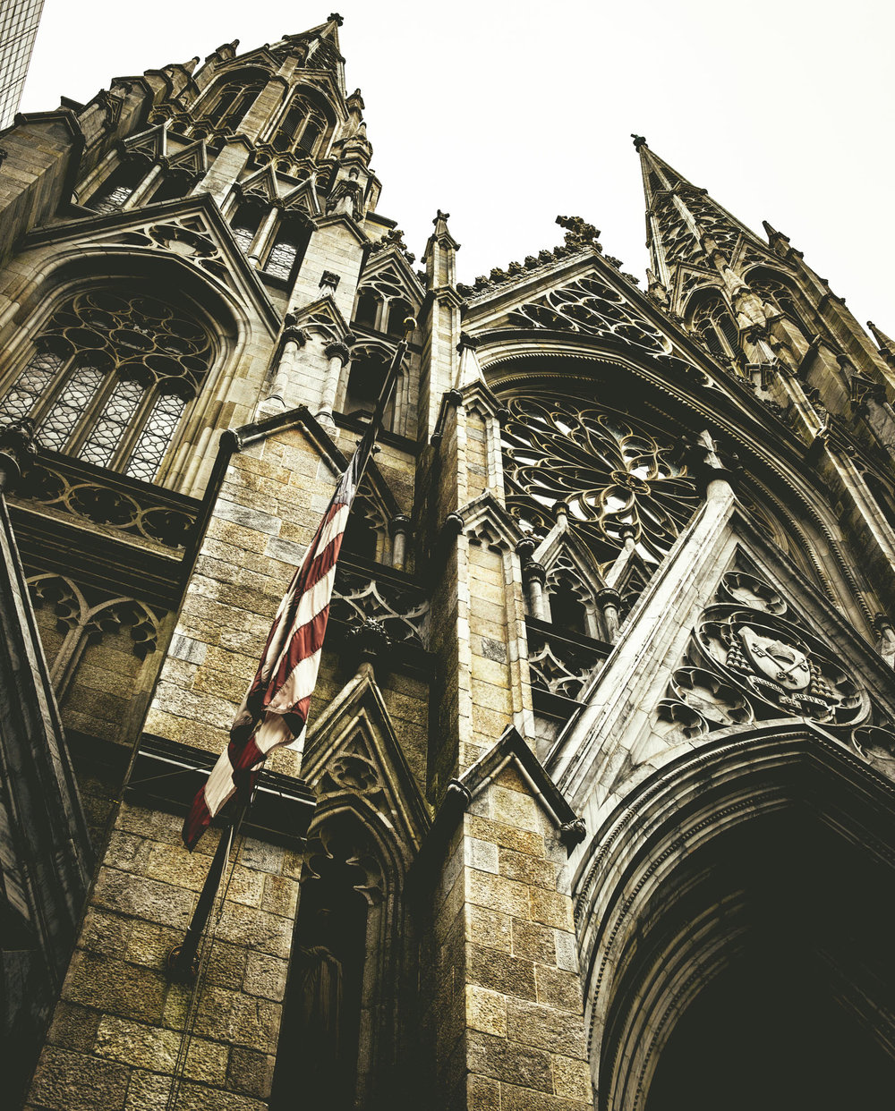 New York : New York City : St. Patrick's Cathedral