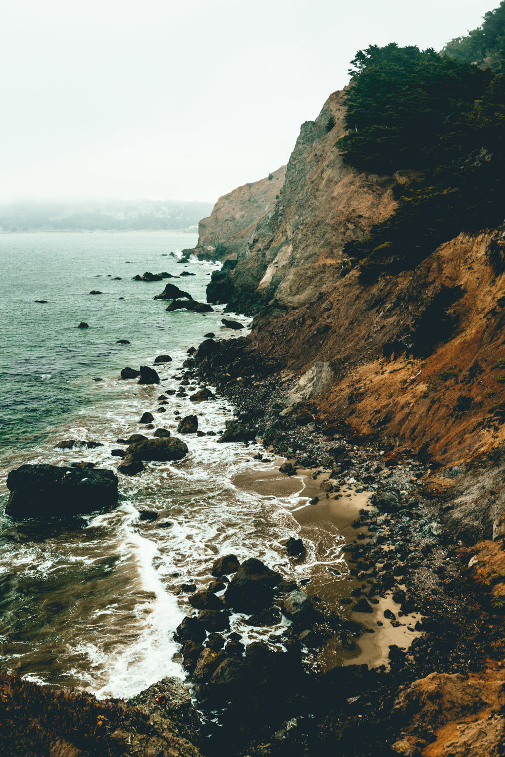 California : San Francisco : Lands End