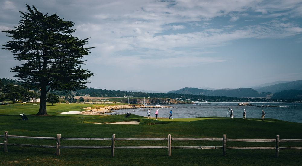 California : Monterey : Pebble Beach