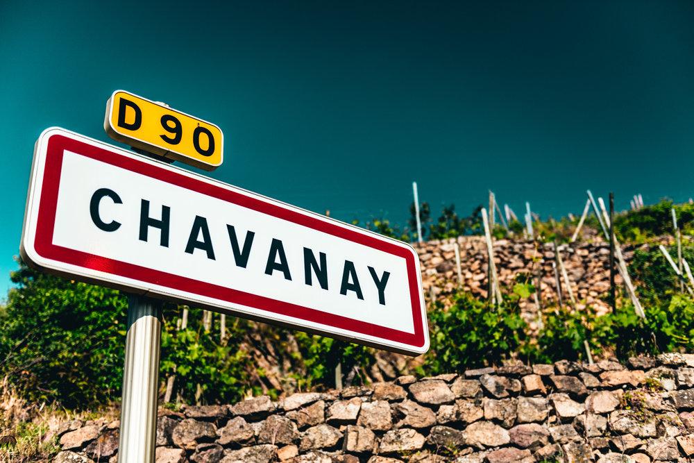 France : Northern Rhone : Chavanay