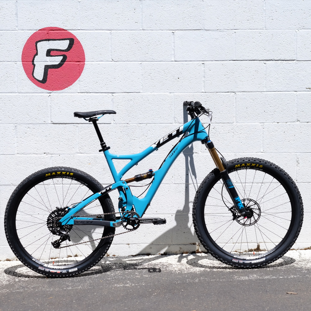 Yeti SB5c X01 Turquoise 16