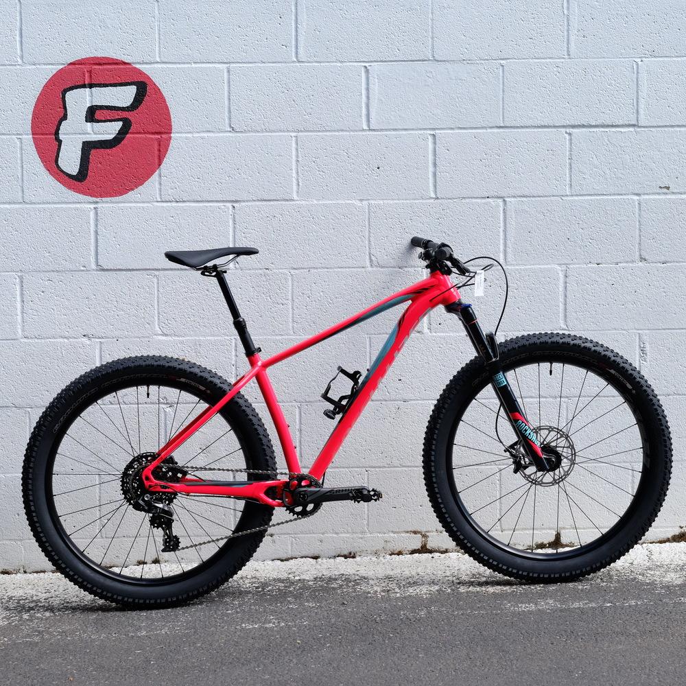 Specialized Fuse Pro 6fattie 2016