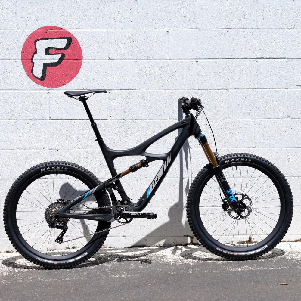 Ibis Mojo HD3 XT WX Fox 36