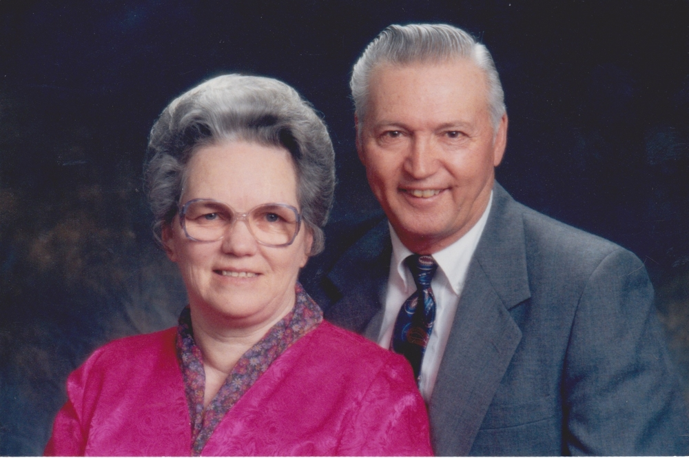 My Grandmother & Grandfather
