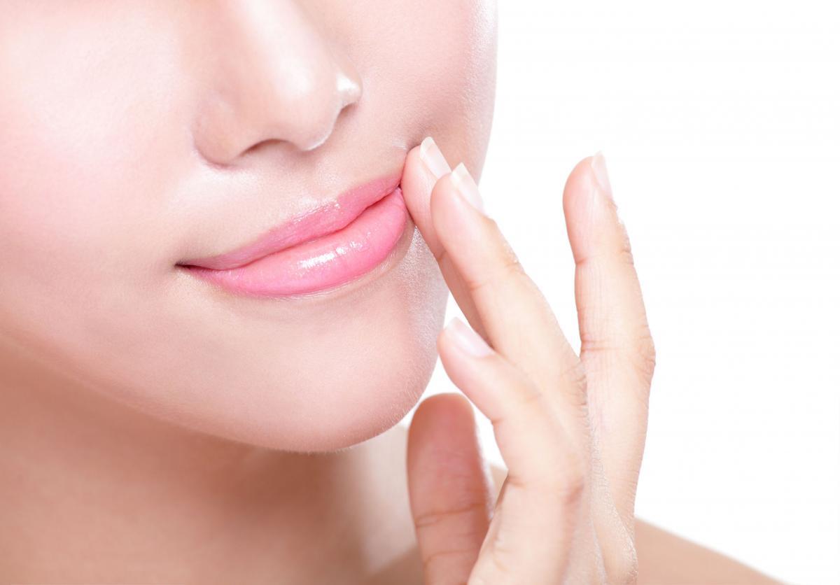 Image result for pink lips,nari