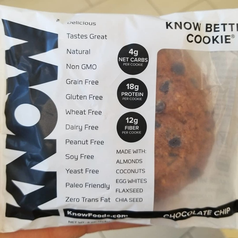 """So…what IS in this """"cookie""""?"""
