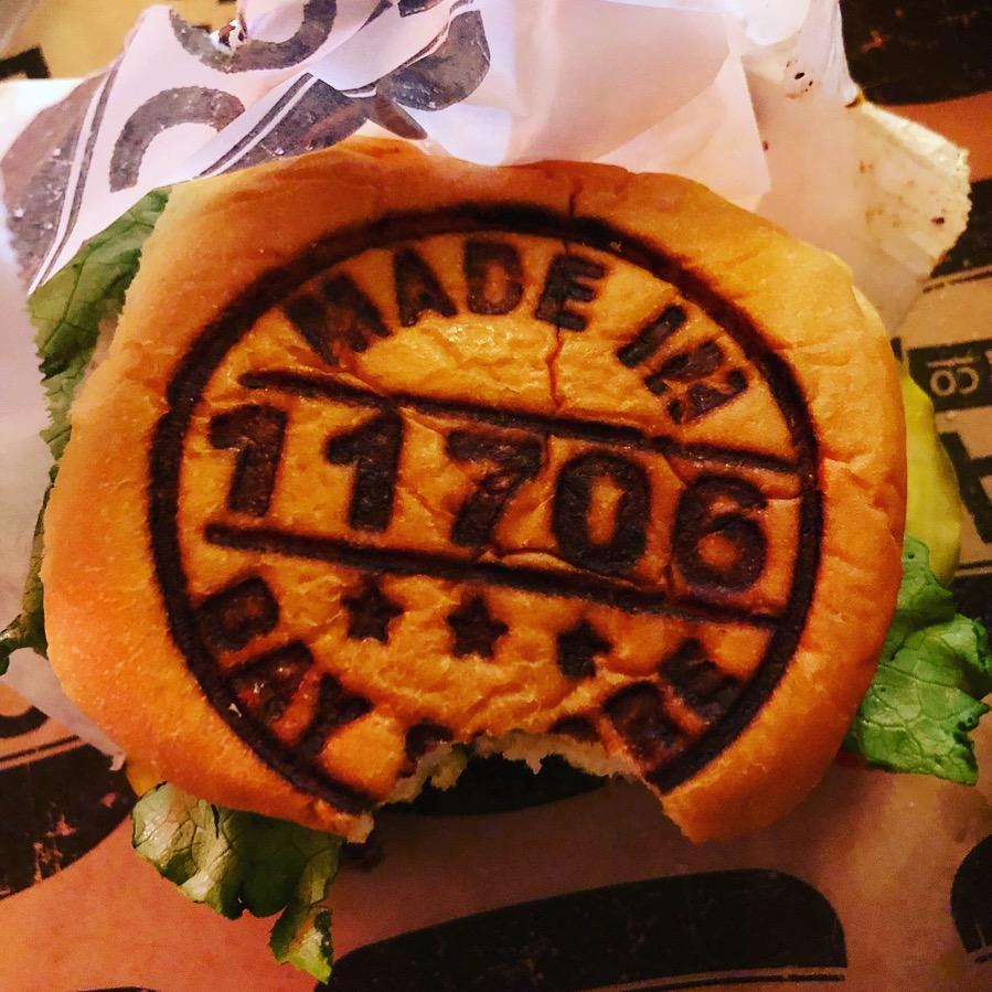 Local Burger: top five favorite burger of 2018. Best fries.