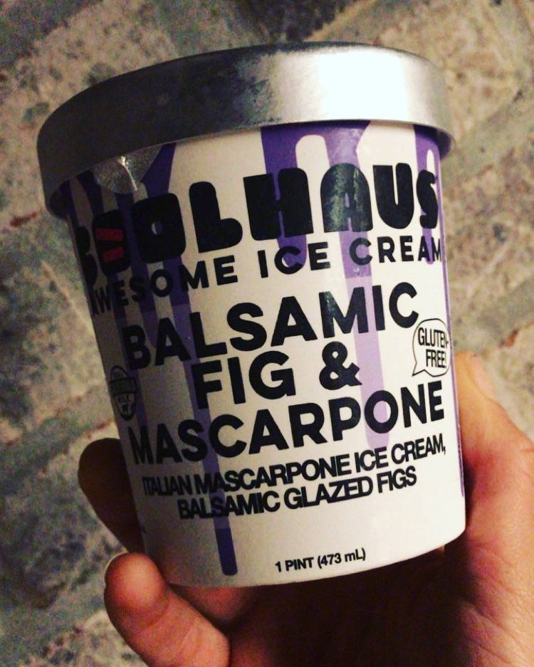 Pick up this pint from Coolhaus while you're at it. Absolute magic.