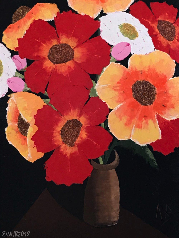 Anna's Poppies
