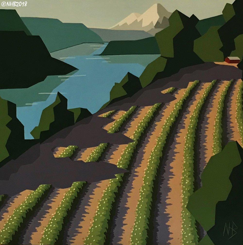 Columbia River Berbera