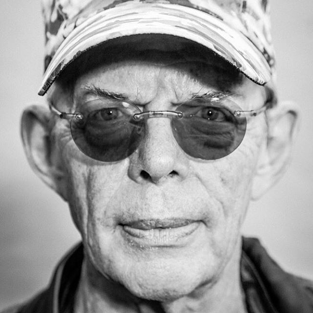 Jack Casady of #HotTuna. Check out our #SpeedofSoundFest Yearbook in Facebook! Photo by @lebonjane rachelbrennecke.com