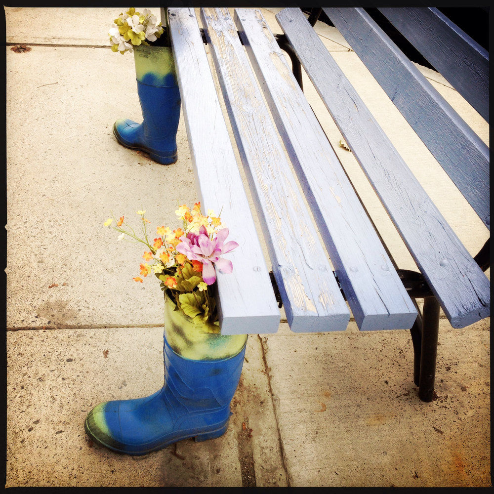 Bench and Boots