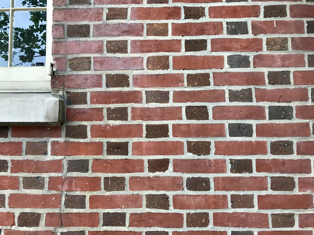Love this brickwork in B-More.