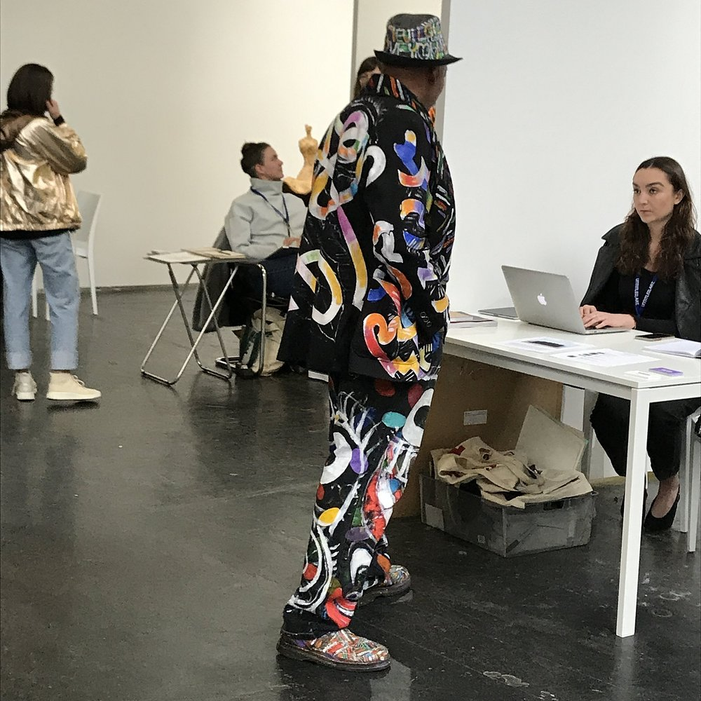 Untitled SF reflects a local art fashion sensibility.