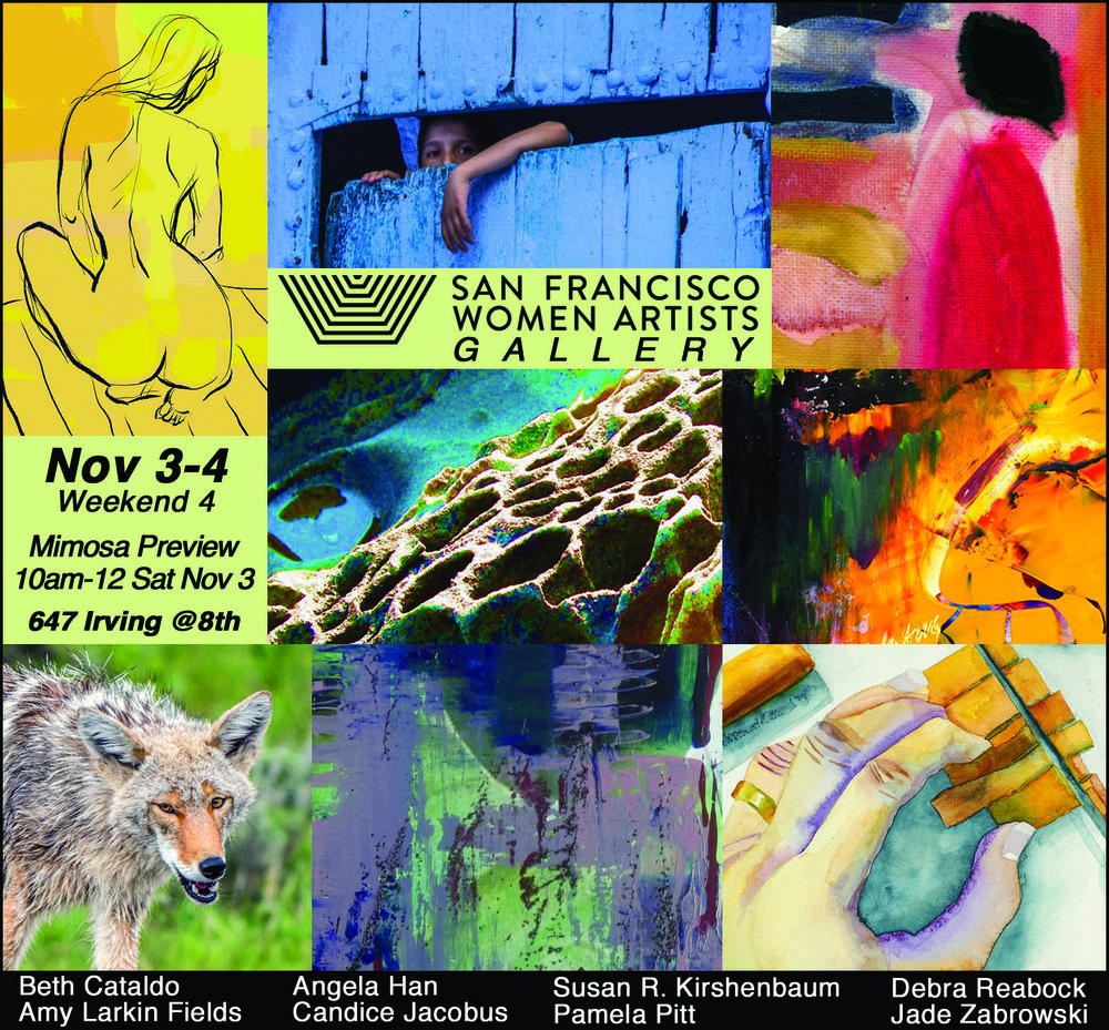 ArtSpan Open Studios Guide Ad for our group