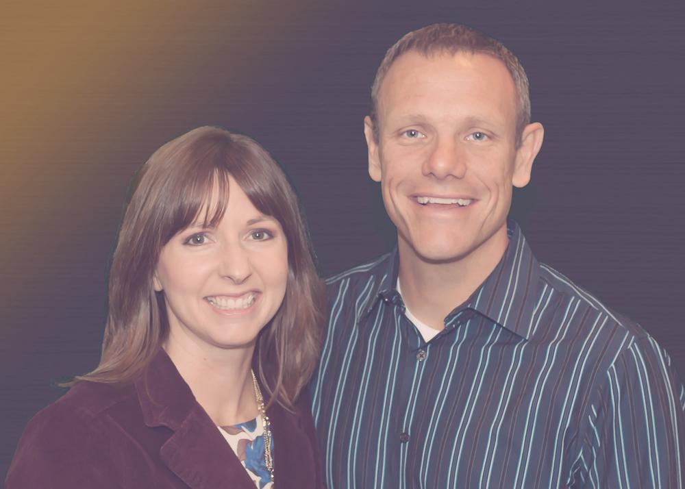Pastor Erik & Rebecca Sanders