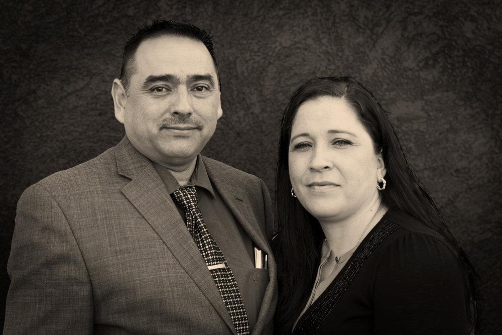 Spanish Pastor Oscar & Eva Soto
