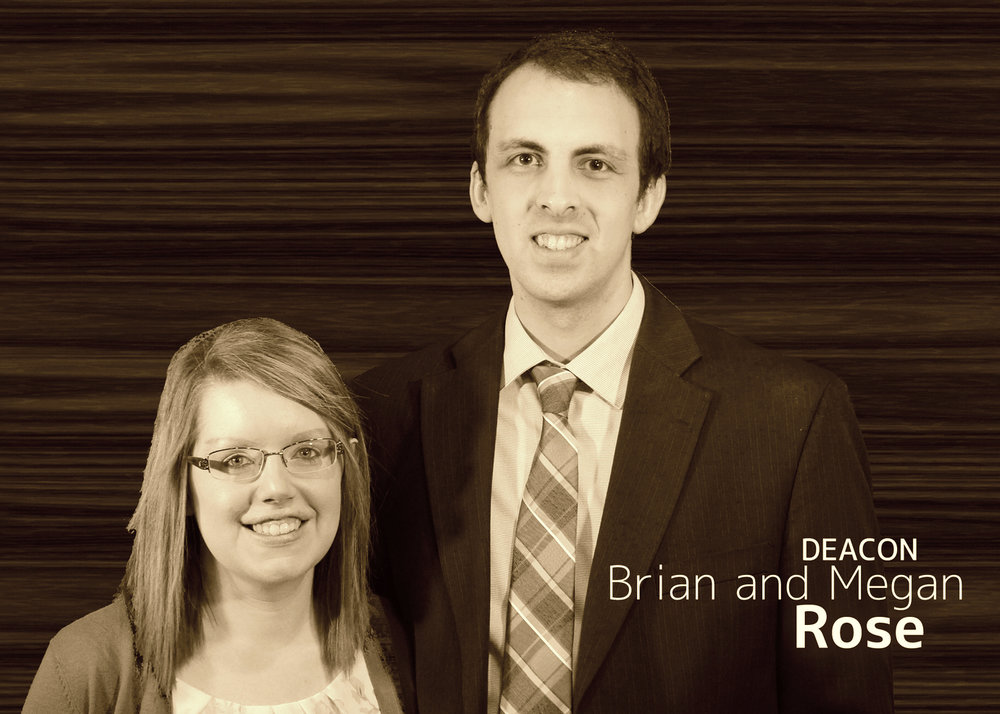 Deacon  Brian & Megan Rose