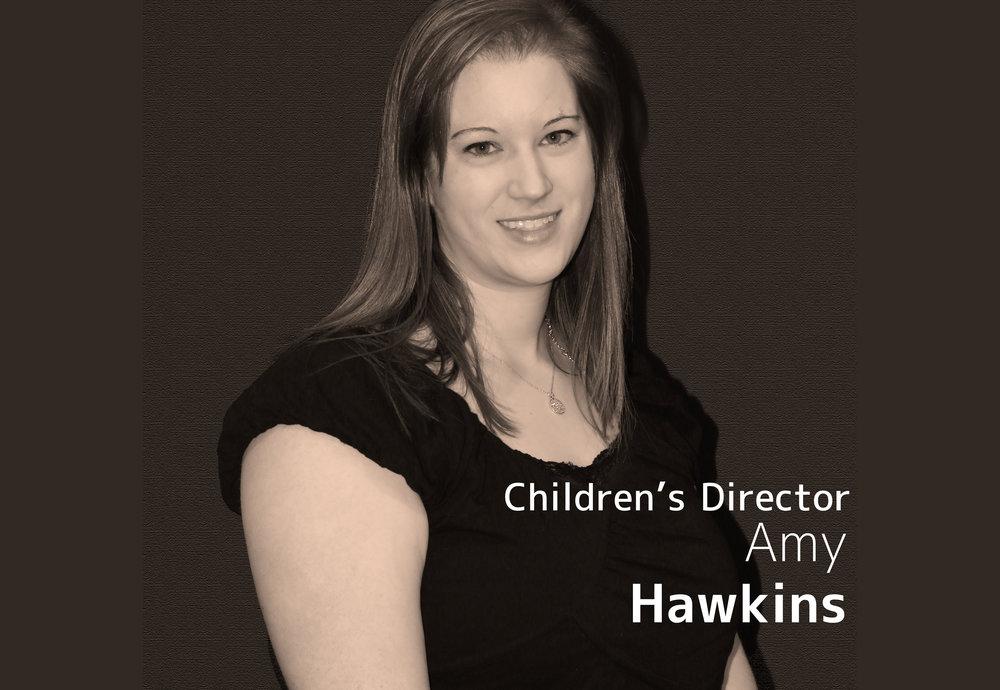 Children's Director  Amy Hawkins